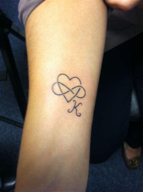 grandson tattoos my new infinity k k my