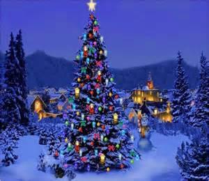 history of christmas tree lights