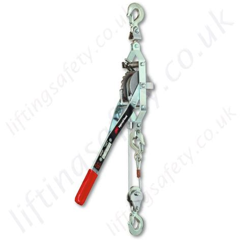 Diskon Rachet Puller Ngk Model 2000 ingersoll rand quot p15 quot wire rope ratchet puller hoist for lifting and pulling applications up to