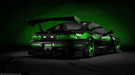 imagenes que se mueven de carros imagenes hilandy fondo de pantalla coche tunning verde
