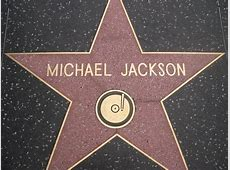 michael-jackson-s-star-on-hollywood-walk-of-fame-united ... Hollywood Walk Of Fame Stars Michael Jackson