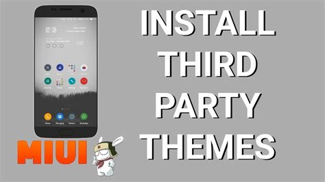 miui themes not applying how to apply third party miui theme without developer
