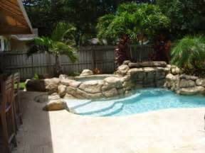 mini pools for small backyards mini pools for small