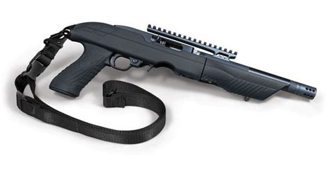 ruger charger custom stock adaptive tactical releases new tac hammer tk22 stocks for