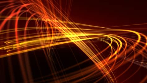 Streak Of Light by Gold Light Streaks Stock Footage Synthetick