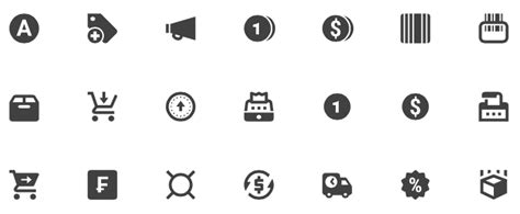 material design icon pack zip 12 free ecommerce shopping icon sets super dev resources