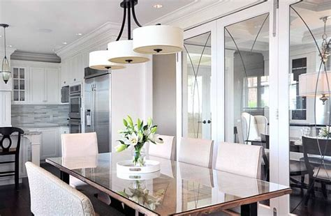 Elegant Lighting Fixture Dining Room Jpg Kitchen And Dining Room Lighting