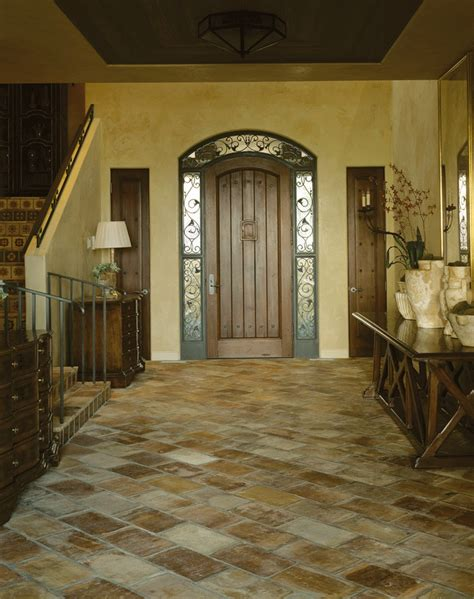 foyer tile design sacks antique parefeuille 9 quot x 14 quot terra cotta field