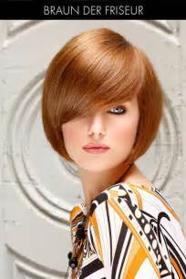 hairstyles wiyh swept away bangs the 20 most flattering bob hairstyles for round faces