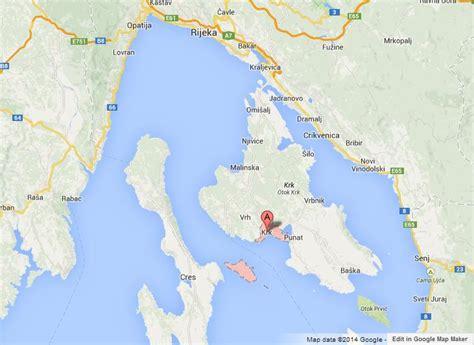 map  krk