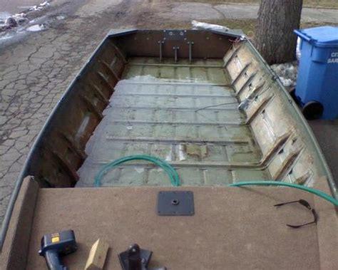 do crestliner boats have wood floors diy fishing boat deck best diy do it your self
