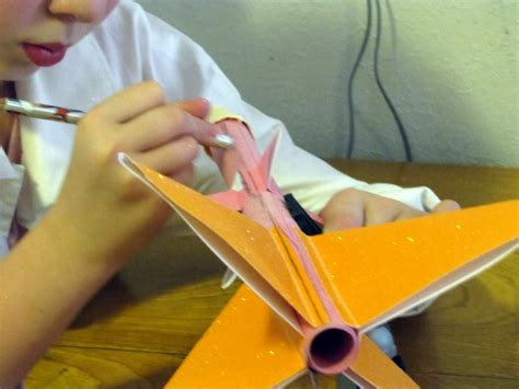 for to make at school sylvia builds a paper rocket sylvia s awesome