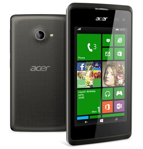 Harga Acer Windows Phone harga acer liquid m220 dan spesifikasi windows phone acer