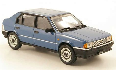 pego car alfa romeo 33 1 3 blue 1983 pego diecast model car 1 43