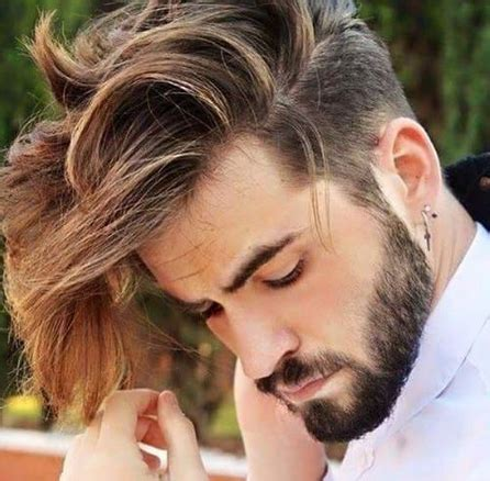 rambut panjang stile style rambut pria kita bagi 3 jenis style rambut