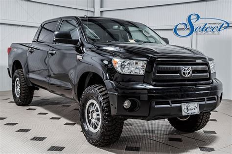 Toyota Tundra Trd Rock Warrior 2012 Used Toyota Tundra Sr5 Trd Rock Warrior At Warrenton