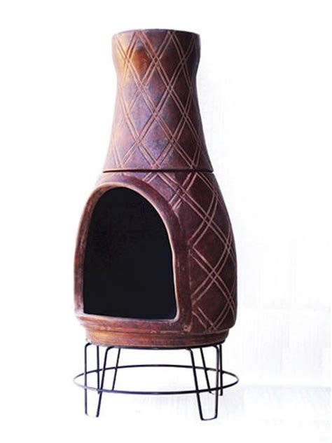 chiminea menards clay chiminea at menards 50 for the home