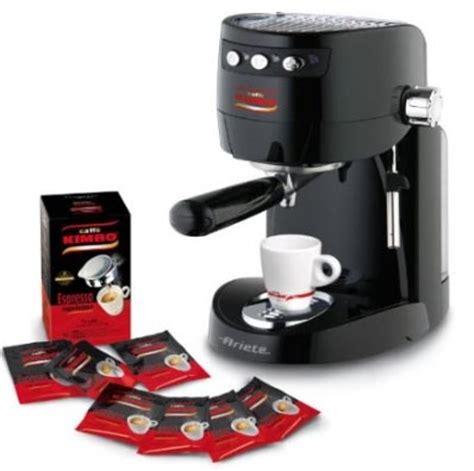 Guida alle macchine per Caffè con Cialda o Capsule