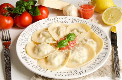 recettes boursin cuisine ravioles au boursin cuisine et au jambon cru