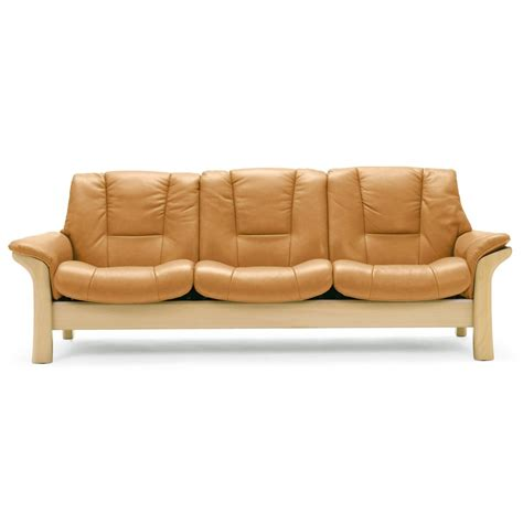 low back modern sofa stressless buckingham low back sofa from 4 095 00 by