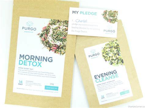 Herbal Clean Detox Near Me by Purgo Tea Detox Chantal S Corner