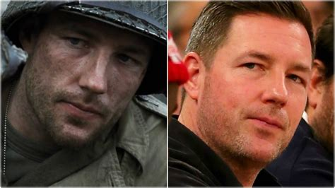 What The Saving Private Ryan Cast Looks Like Now