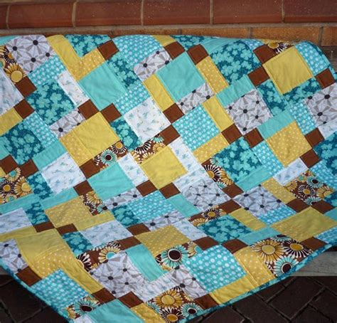Packing Quilts by Charm Pack Quilt Pattern Sea Quilting