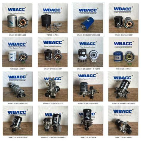 Plastik Air plastic air dryer cartridge wbacc 04 haldex 78964 air