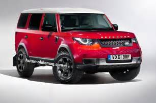 new land rover defender usa review redesign rendering