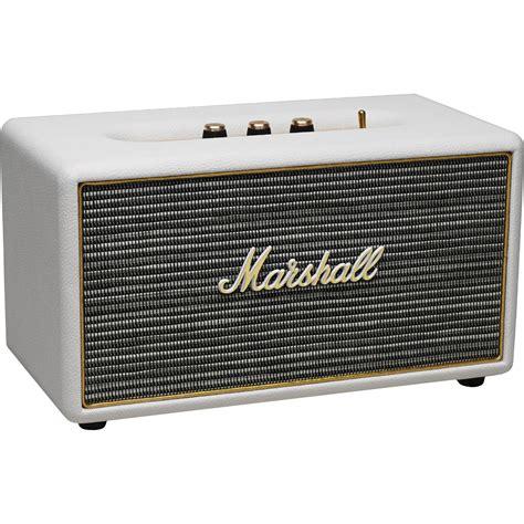 Speaker Marshall marshall audio stanmore bluetooth speaker system 4090839 b h