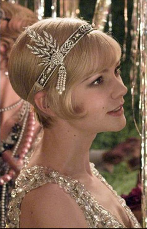 gatsby hair party the great gatsby hair vestidos formales pinterest