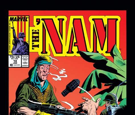 jasonaaron info the war in comics the nam the nam 1986 14 comics marvel