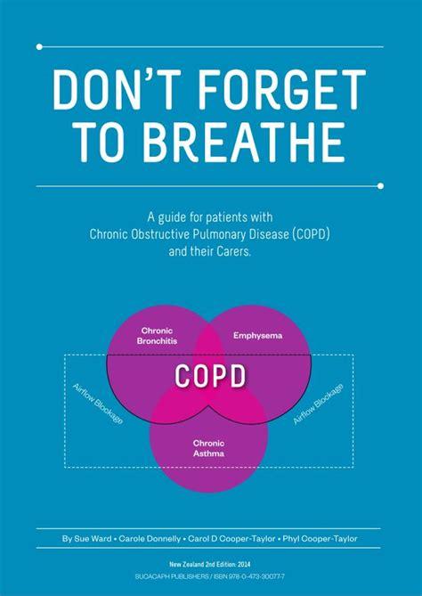 don t move don t breathe books chronic obstructive pulmonary disease copd emphysema
