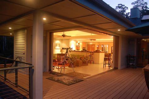 patio deck lighting ideas patio door ideas deck contemporary with concrete wall