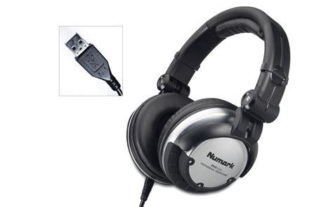 Headphone Numark numark phx usb headphones news audiofanzine