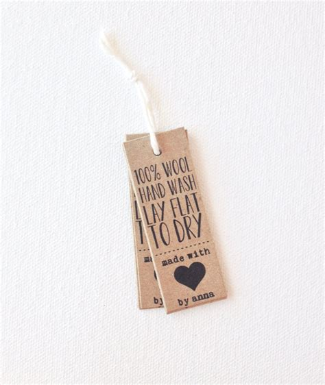 Tags For Handmade Items - tags for handmade items handmade