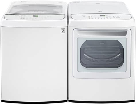 lg lg1901tl lg 1901 series top load washer dryer