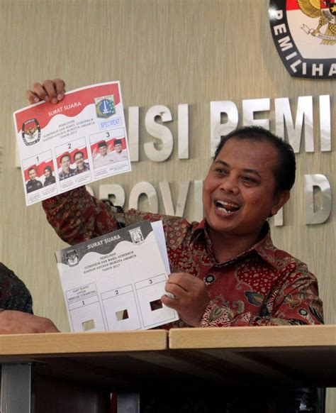 ahok election elections supervisory calls on ahok anies to pause