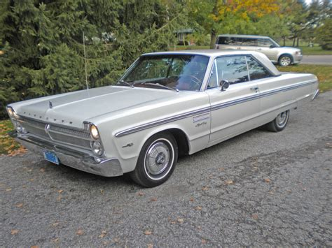 this is plymouth sport 1965 plymouth sport fury with commando 383 with a c