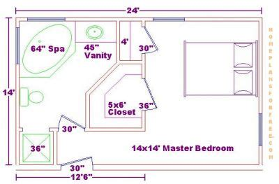 Bedroom And Bathroom Addition Floor Plans Click To View Size Image