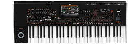 Keyboard Korg Pa Series Korg Pa Series Pa4x 61 61 Key Professional Arranger Keyboard