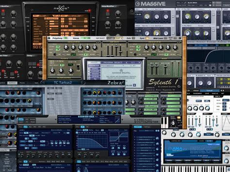 best vst synth the 54 best vst au plugin synths in the world today