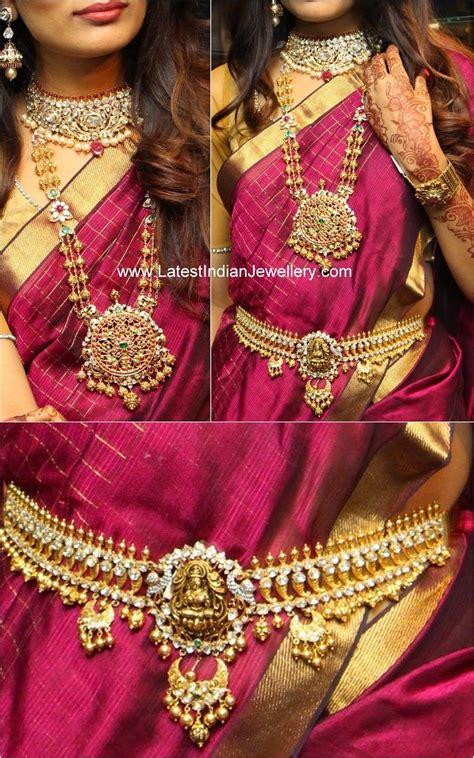 Polki Dress model in polki bridal jewellery bridal jewelry