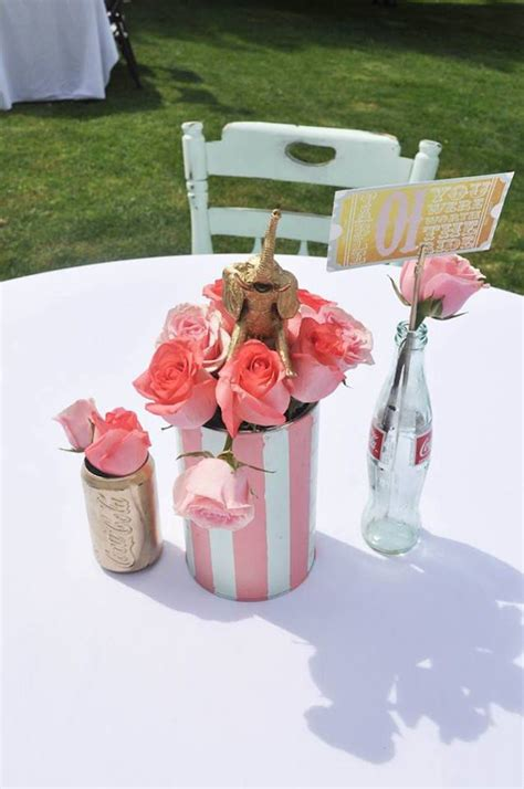 carnival themed table centerpieces 17 best ideas about carnival baby showers on