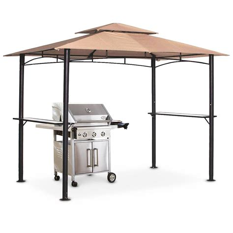 backyard grill gazebo 614992 at sportsman s guide