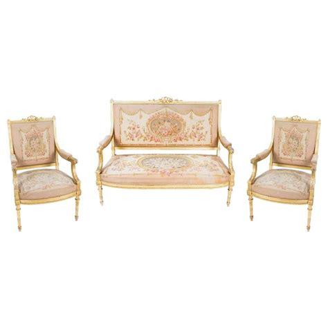 wohnzimmer 19 jahrhundert antique 19th century giltwood three suite