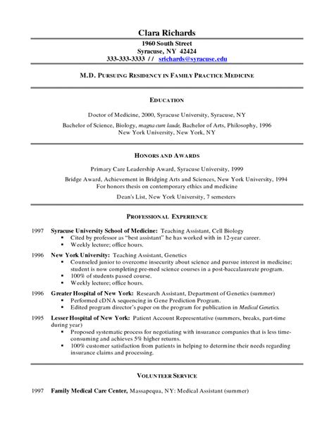 practicing physician assistant resume and cv template physician