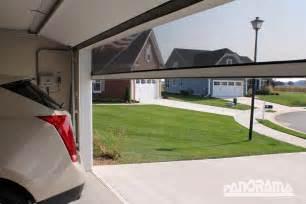 retractable garage screen stoett