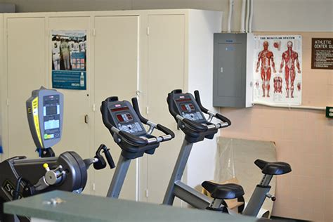 athletic room equipment list facility los angeles valley college