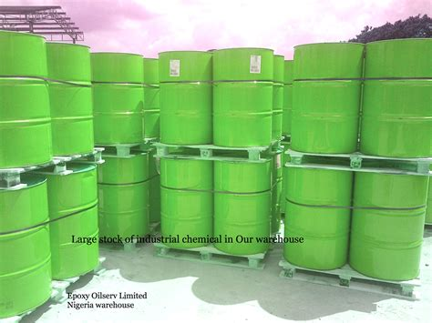 Supplier of Mono Ethylene Glycol in Nigeria